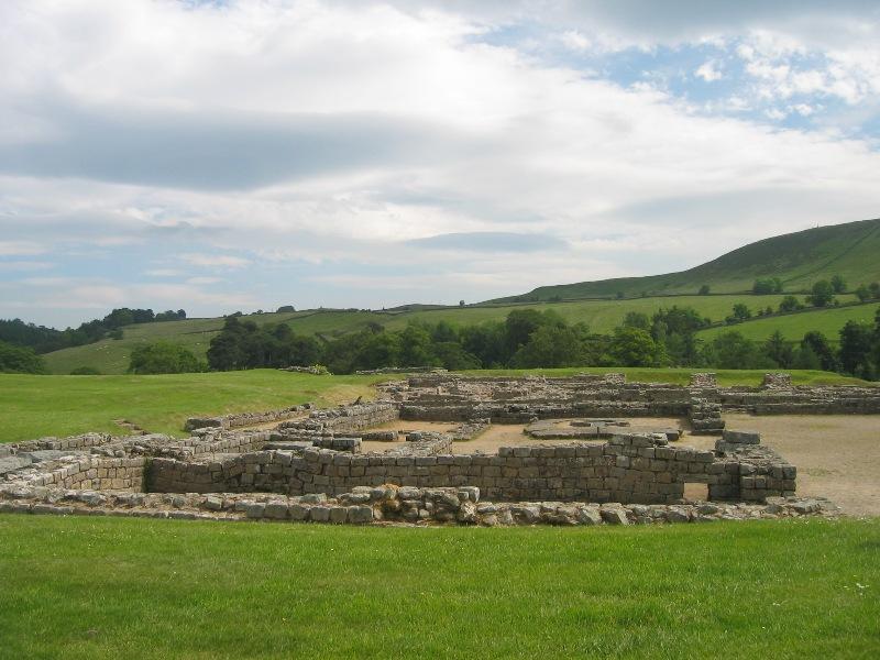 Roman Fort Vindolanda