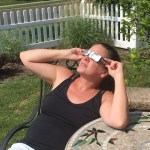 exciting week: solar eclipse and a PW book review
