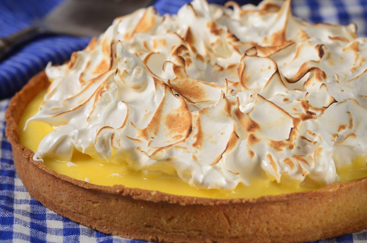 Lemon Meringue Tart Video Recipe