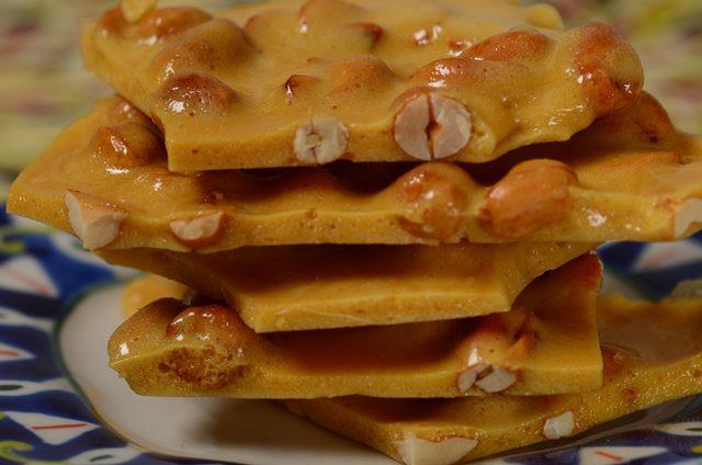 Peanut Brittle Recipe  Joyofbakingcom Video Recipe