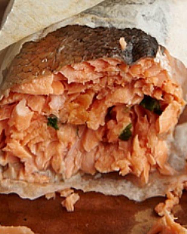Salmon Ceviche  Jamie Geller