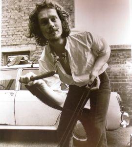 Jamie Muir of King Crimson