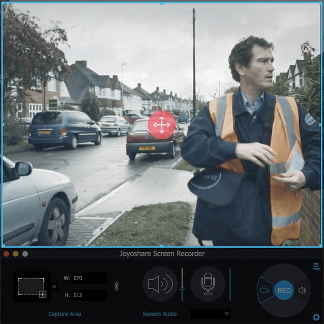 Joyoshare Screen Recorder for Mac 1.0.1 破解版 - Mac屏幕录制应用