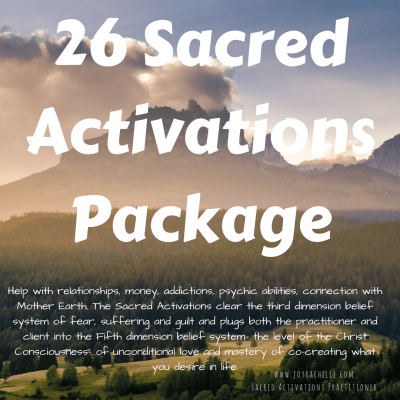 26 Sacred Activations Package- Ready for Download