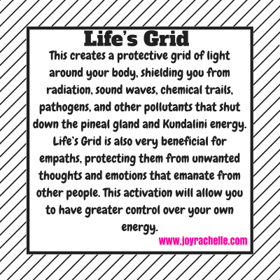 Lifes Grid Sacred Activation