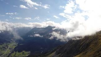 Tandemflug Davos Klosters