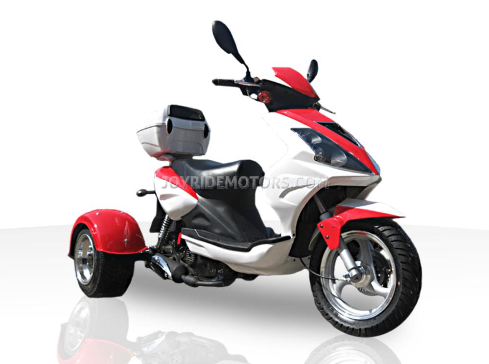 medium resolution of joy ride grass hopper 49cc trike for sale