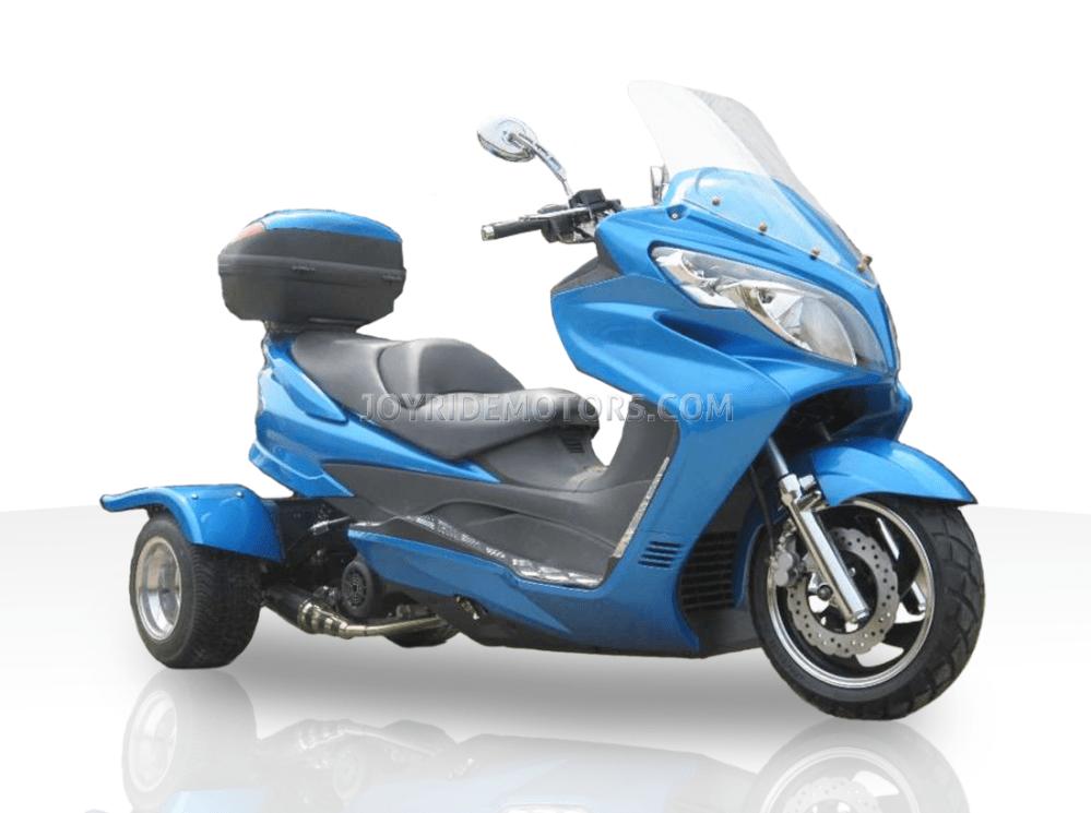 medium resolution of joy ride hornet 150cc trike for sale
