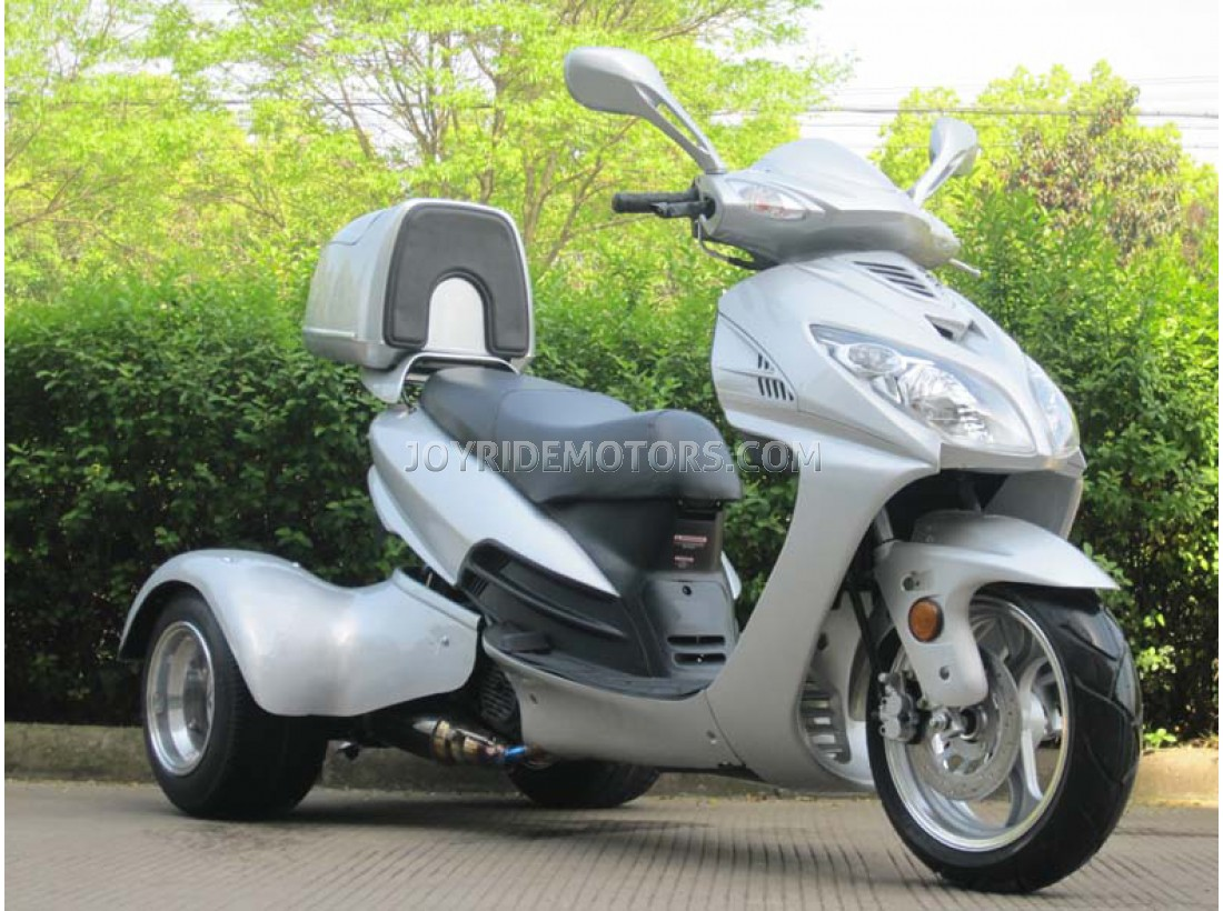 hight resolution of kitty hawk 150cc 3 wheel scooter for sale