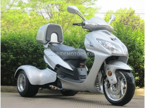 small resolution of kitty hawk 150cc 3 wheel scooter for sale