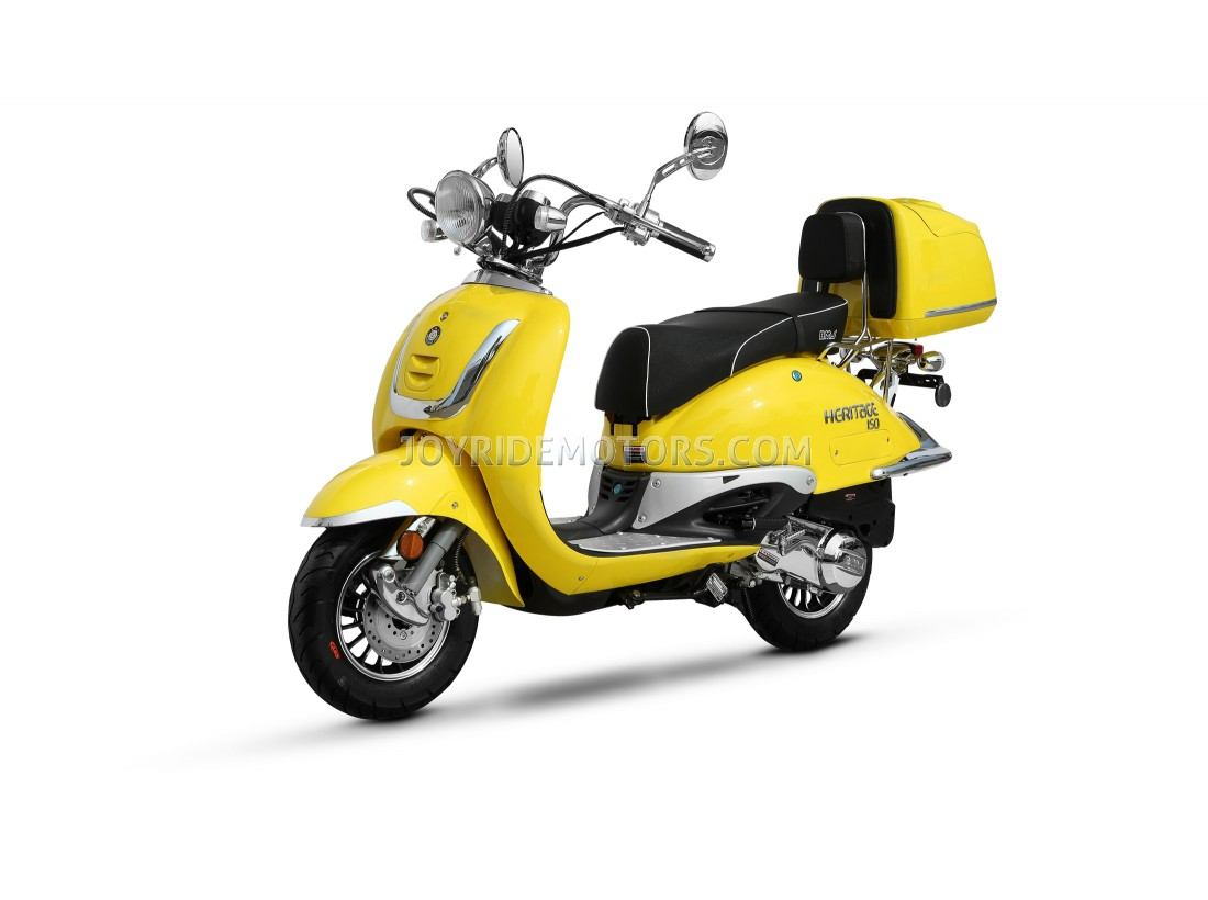 hight resolution of joy ride heritage 150cc scooter for sale