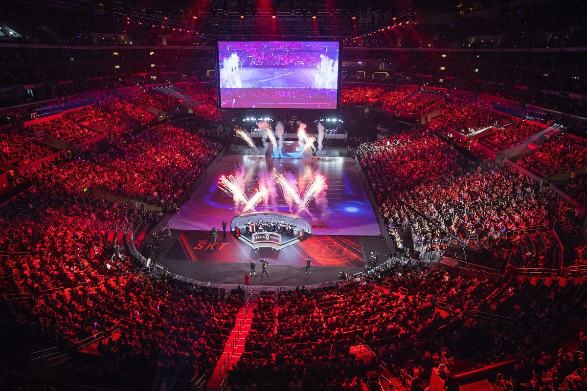 Up And Coming ESports Events Biggest Events Of The Year