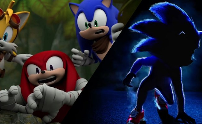 Sonic The Hedgehog Movie Has A Spiky Response For Its Haters