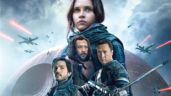Rogue One Disney Poster