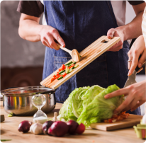 Joyser Cleaning and care Services Chef at home in Luxembourg