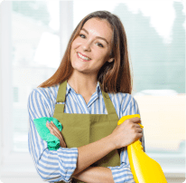 Joyser Cleaning and care Services Menage Housekeeping Services