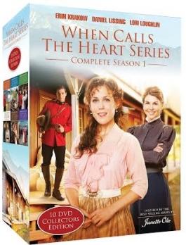 when calls the heart season 1 DVD set
