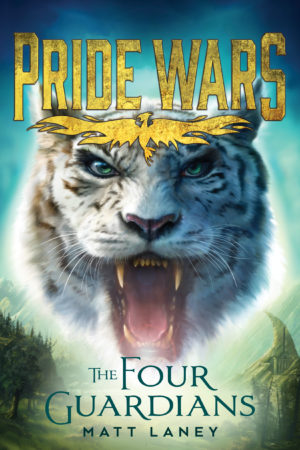 Pride Wars The Four Guardians Book 2 By Matt Laney