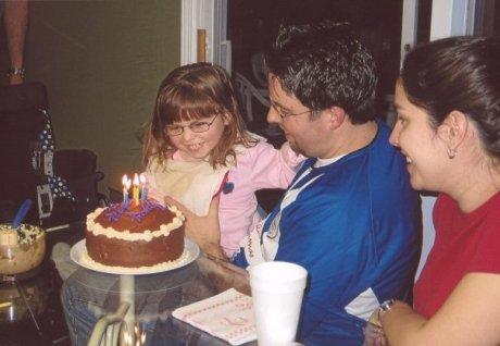 elli fifth birthday