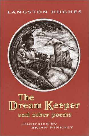 book cover of The Dream Keeper and Other Poems by Langston Hughes