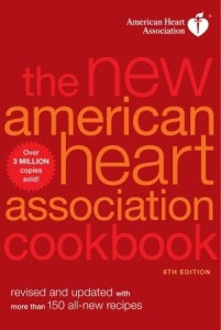 cover of The New American Heart Association Cookbook