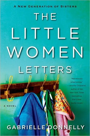 cover of The Little Women Letters by Gabrielle Donnelly