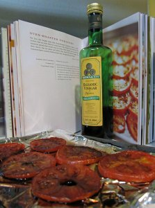 photo of Oven-Roasted Tomatoes from Simple Italian Sandwiches by Jennifer and Jason Denton