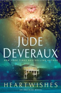 cover of Heartwishes by Jude Deveraux