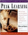 cover of Peak Learning by Ronald Gross