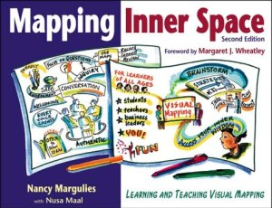 cover of Mapping Inner Space by Nancy Margulies