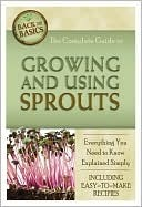 cover of Growing and Using Sprouts by Richard Helweg