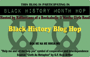 button for Black History Blog Hop