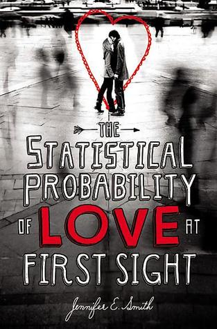 cover of The Statistical Probability of Love at First Sight by Jennifer E. Smith