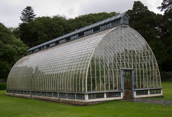 Greenhouse at Muckross House