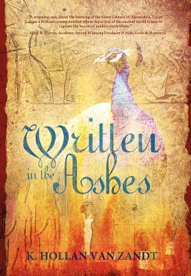 cover of Written in the Ashes by K. Hollan VanZandt