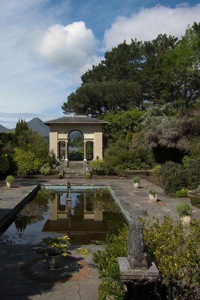 Garinish Island. Italian Garden