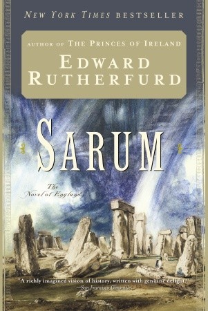 cover of Sarum by Edward Rutherfurd