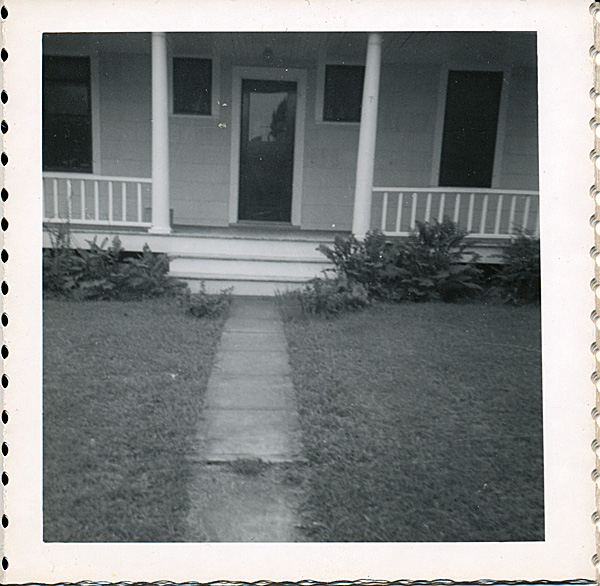 photo of porch on Kenvil, New Jersey house
