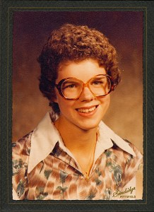 photo of Joy Weese Moll, senior picture