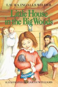cover of Little House in the Big Woods