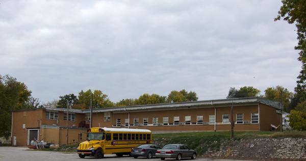 Meriwether School, Louisiana, Missouri