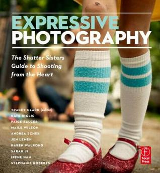 cover of Expressive Photography by Tracey Clark