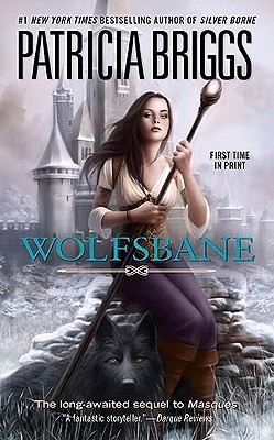 cover of Wolfsbane by Patricia Briggs
