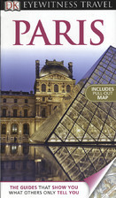 cover of DK Eyewitness Travel Paris