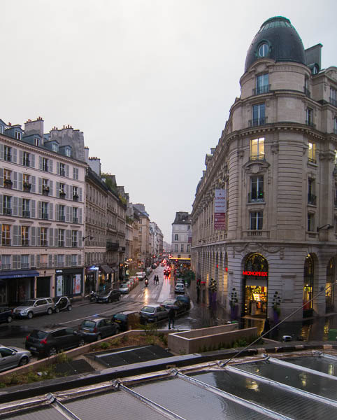 Photo of Paris street