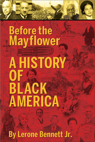 cover of Before the Mayflower by Lerone Bennett Jr.
