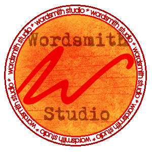Circle with words, Wordsmith Studio