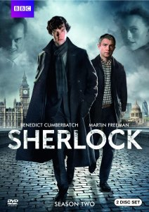 Sherlock, Season 2, DVD set