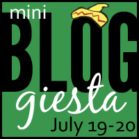 Mini Bloggiesta July 2014