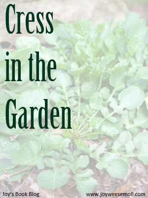 Cress in the Garden logo